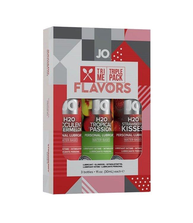 JO Tri Me Triple Pack - Flavors