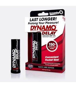 Screaming O Screaming O Dynamo Delay Black Label Edition