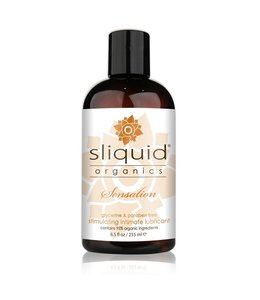 Sliquid Organics Sensation 8.5oz