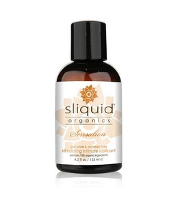 Sliquid Sliquid Organics Sensation 4.2oz