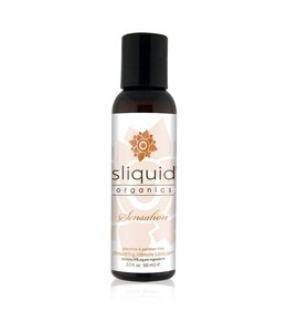 Sliquid Organics Sensation 2oz