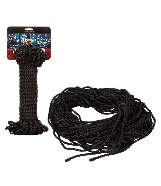 CalExotics Scandal BDSM Rope 164'/50 m
