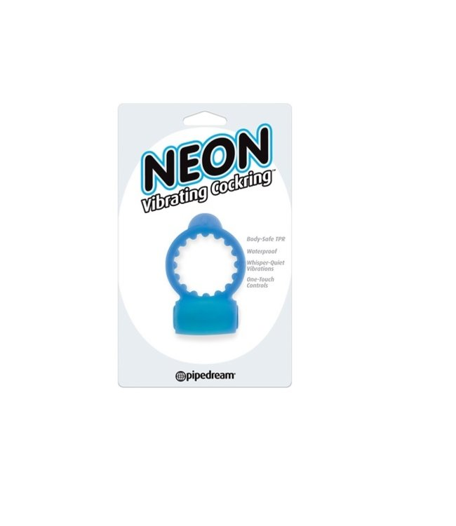 Neon Vibrating Cockring