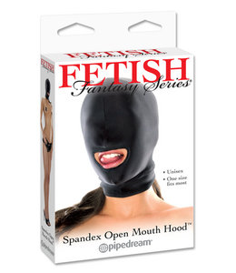 Fetish Fantasy Series Fetish Fantasy Series Spandex Open Mouth Hood