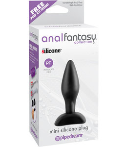Anal Fantasy Collection Anal Fantasy Collection Mini Silicone Plug