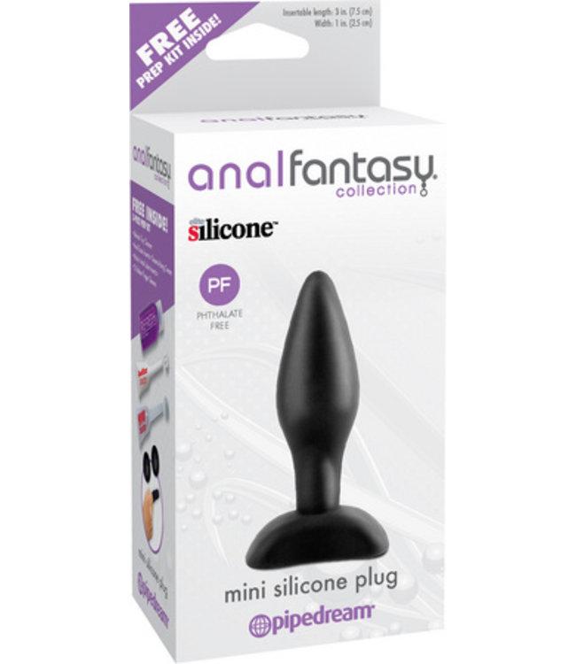 Anal Fantasy Collection Anal Fantasy Collection Mini Silicone Plug