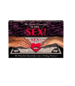 Kheper Games The Spirits Want You To Have Sex Board Game