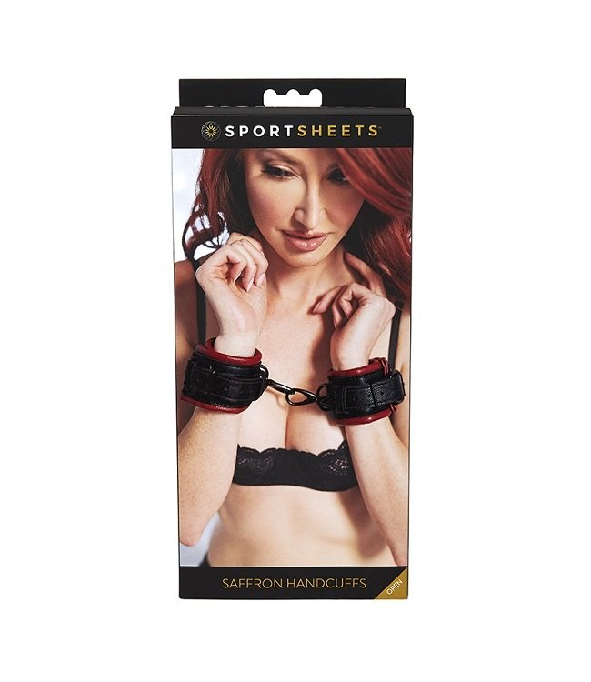 Saffron Handcuffs