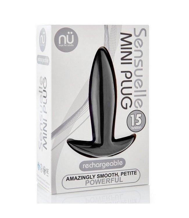 nü Sensuelle nü Sensuelle 15-Function Vibrating Mini Plug