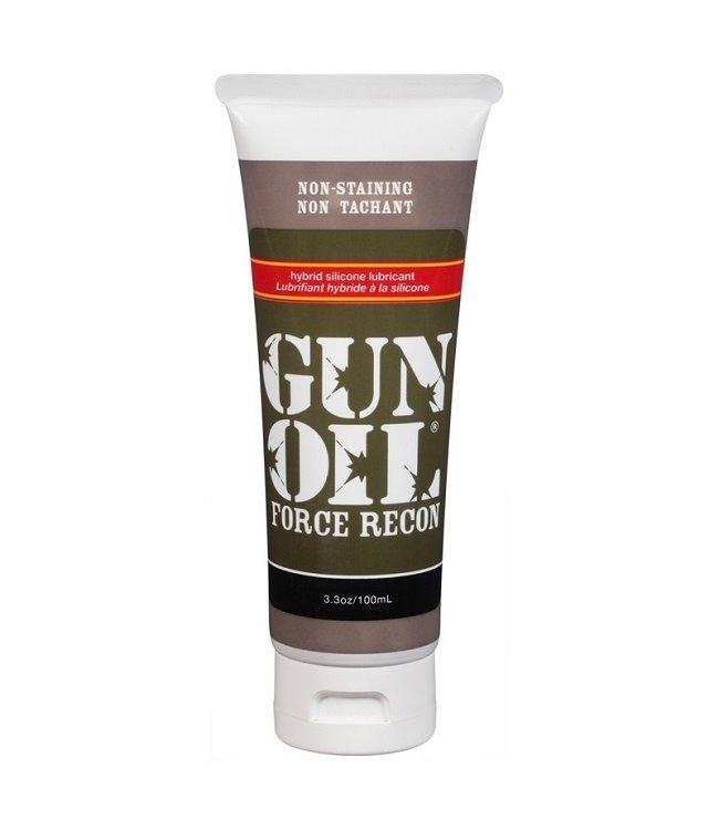 Gun Oil Gun Oil Force Recon Hybrid Silicone Lube 3.3oz