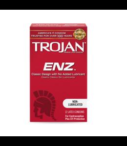 Trojan Trojan Enz Non-lubricated condoms 12pk
