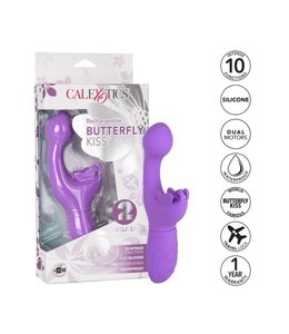 CalExotics Rechargeable Butterfly Kiss
