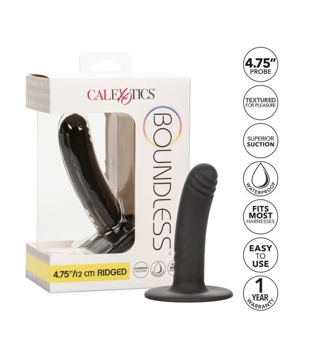 "CalExotics Boundless 4.75""/12 cm Ridged"