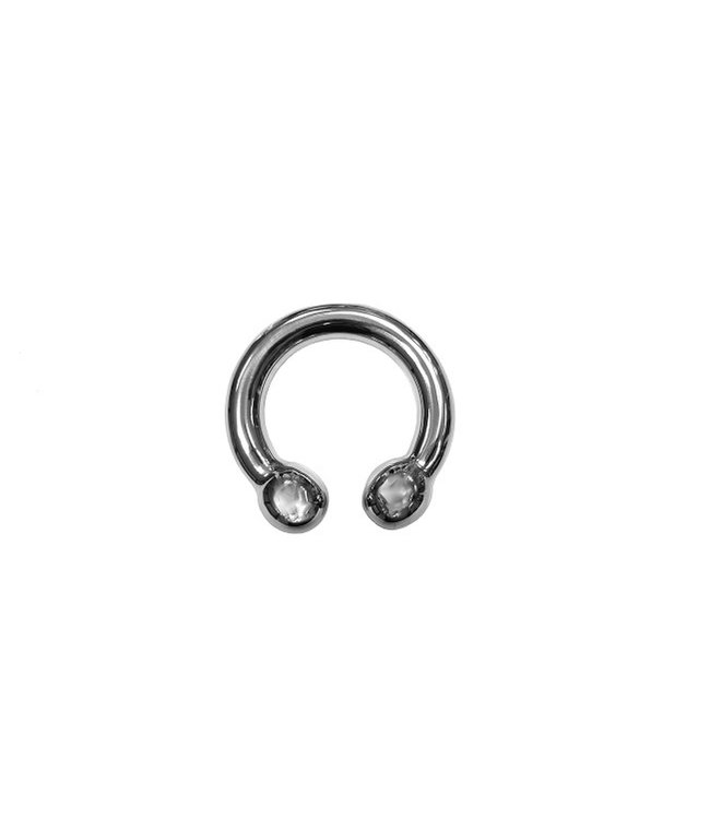 Rouge Rouge Stainless Steel 50mm Horseshoe