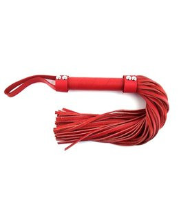 Rouge Rouge Leather Flogger H Style