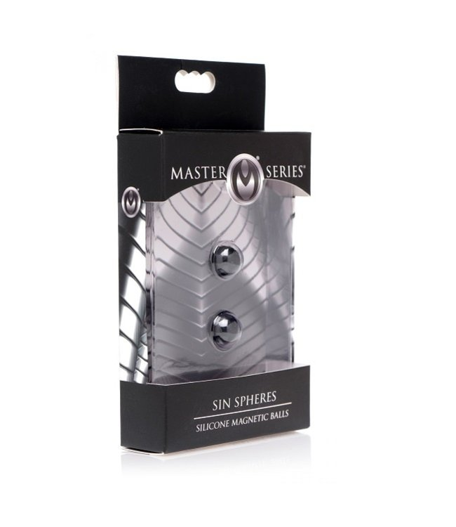 Sin Spheres Silicone Magnetic Balls