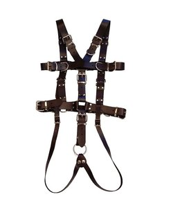 Rouge Full Slave Harness