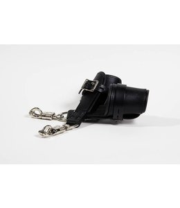 Sinvention Sinvention Wrist Suspension Cuffs with Panic Snaps