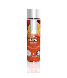 System JO JO H2O Peachy Lips Flavoured Lubricant 4oz