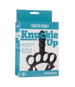 Vac-U-Lock Knuckle Up Attachment Plug