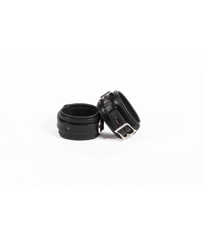Sinvention Sinvention Classic Deluxe Leather Cuffs - Medium