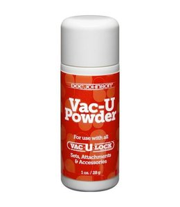 Vac-U-Lock Accessories - Powder Lubricant