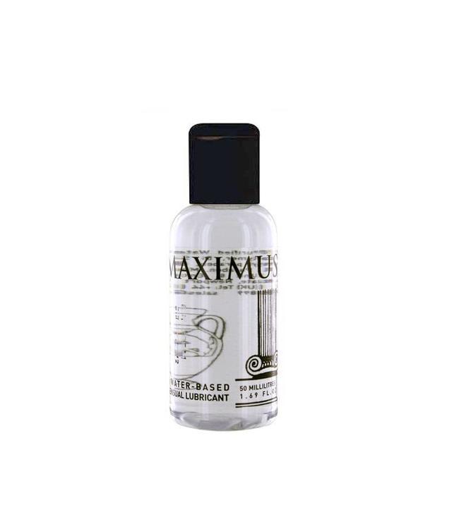 Maximus Water-Based Gel Lubricant 1.69oz