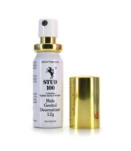 STUD 100 - Male Genital Desensitizer