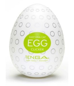 Tenga Easy Beat Egg Disposable Masturbation Sleeve