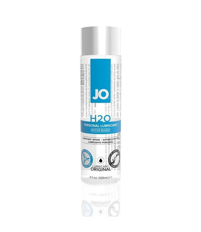 System JO JO H2O Water-Based Personal Lubricant 4oz