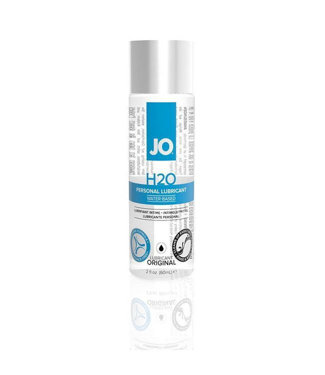 System JO JO H2O Water-Based Personal Lubricant 2oz