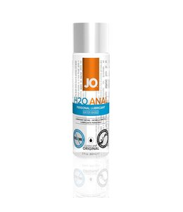 JO H2O Water-Based Anal Lubricant 2oz