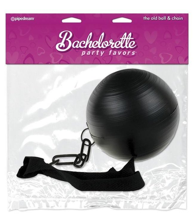 Bachelorette Party Favors Bachelorette Party Favors The Old Ball and Chain
