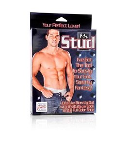 CalExotics Mr. Stud Love Doll
