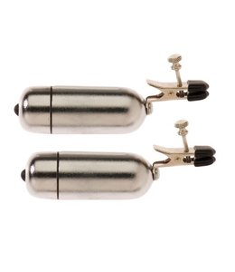 Spartacus Wireless Vibrating Clamps With Broad Tip