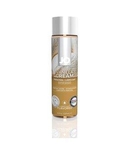 JO H2O Vanilla Cream Flavoured Lubricant 4oz