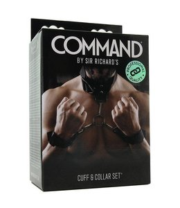 Sir Richard's Sir Richard's Command Cuff & Collar Set