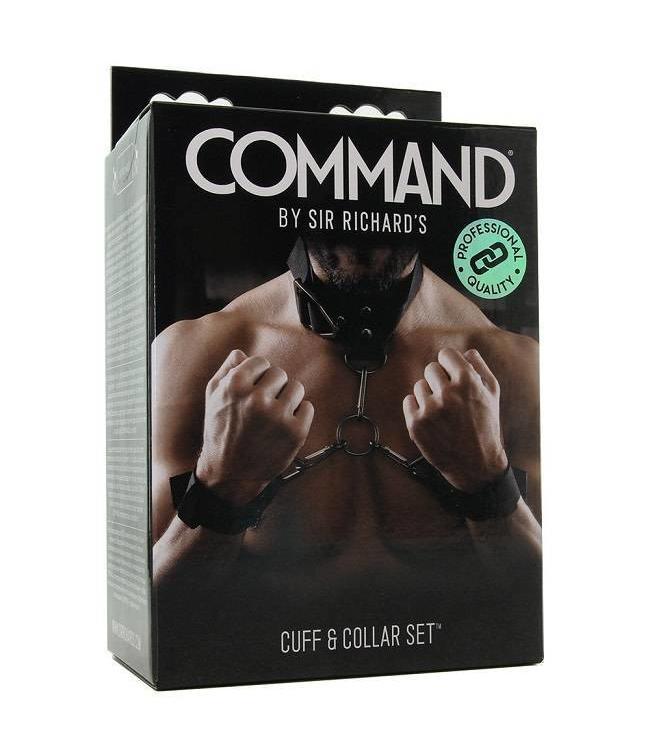 Sir Richard's Sir Richard's Command Cuff & Collar Set