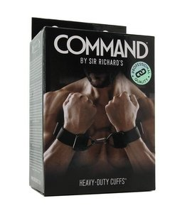 Sir Richard's Sir Richard's Command Heavy-Duty Cuffs
