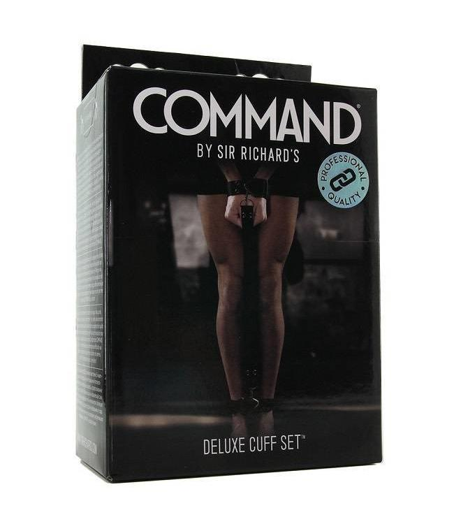 Sir Richard's Sir Richard's Command Deluxe Cuff Set