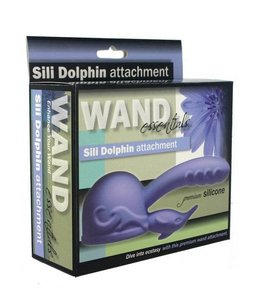 Wand Essentials Wand Essentials Sili Dolphin Attachment