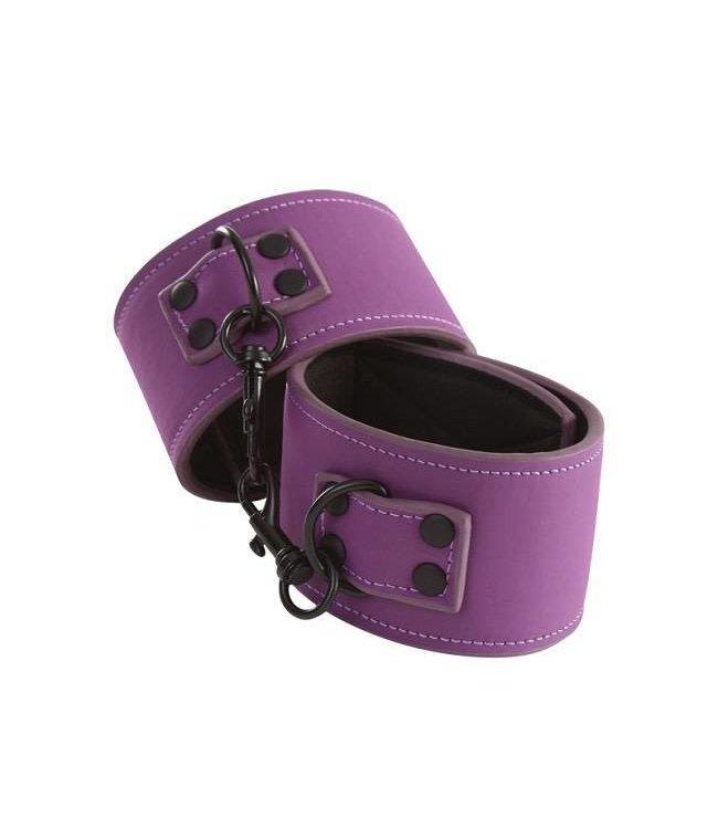 NS Novelties Lust Bondage Ankle Cuffs