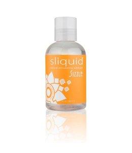 Sliquid Sliquid Naturals Sizzle 4.2oz