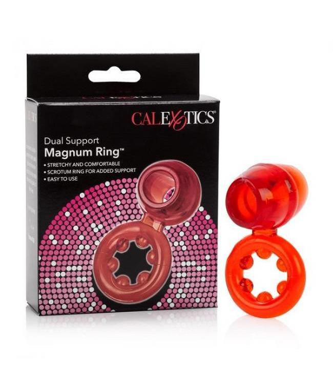 CalExotics Dual Support Magnum Ring