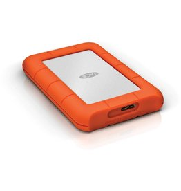 LaCie LaCie   Rugged 120 GB Solid State USB3.0 External Harddrive
