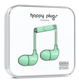 Happy Plugs Happy Plugs | In-Ear Earbuds | Mint