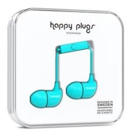 Happy Plugs Happy Plugs | In-Ear Earbuds | Turquoise