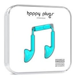 Happy Plugs Happy Plugs | Earbuds | Turquoise
