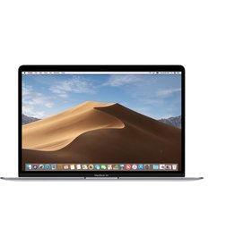 Apple 13-inch MacBook Air: 1.6GHz dual-core Intel Core i5, 128GB - Space Gray-LATE 2018
