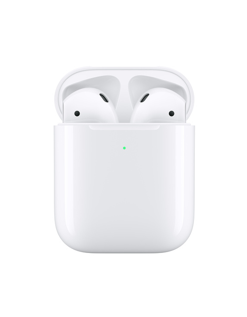 Apple Airpods 2nd Gen With Wireless Charging Case Ninertech
